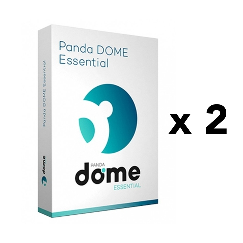 Panda Dome Essential 3 Dispositivos /1A  PROMO 1+1