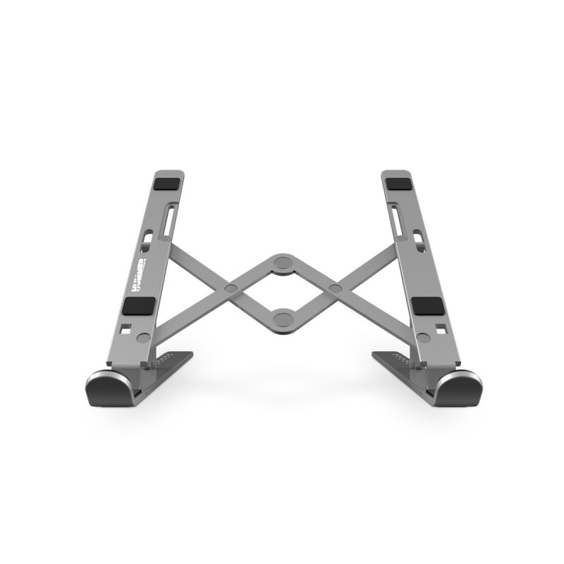 "Nox AXYS STAND aluminio para portátiles  hasta 17"""