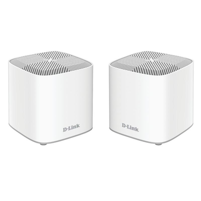 D-Link COVR-X1862 AX1800 Wi-Fi6 Mesh (2-pk) Dual B
