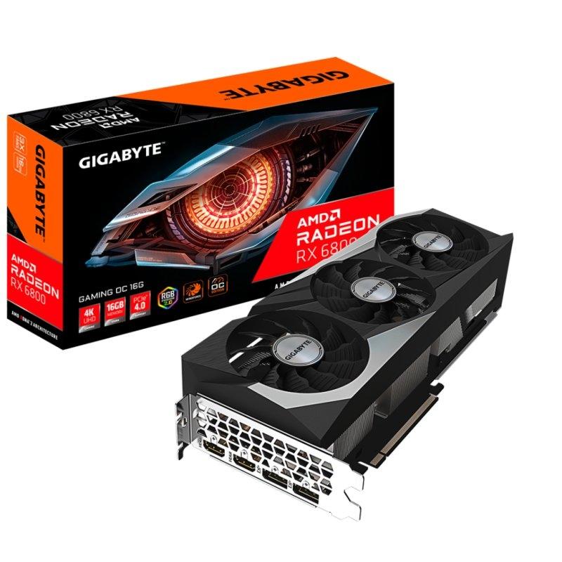 Gigabyte VGA AMD RADEON RX 6800 GAMING OC 16G DDR6