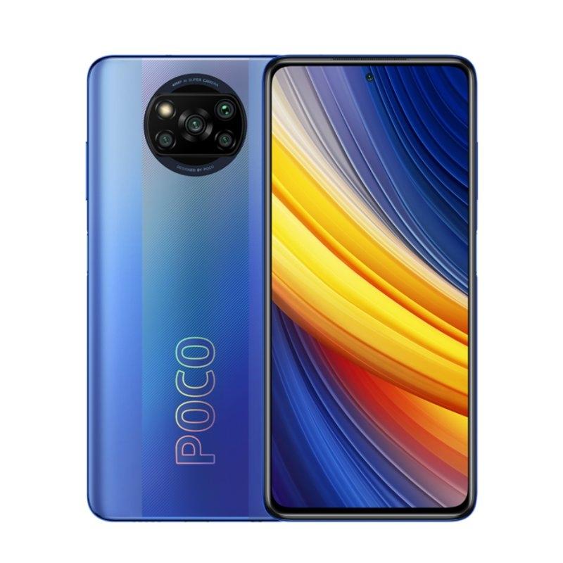 "Pocophone X3 PRO NFC 6.67"" FHD+ 6GB 128GB Azul"