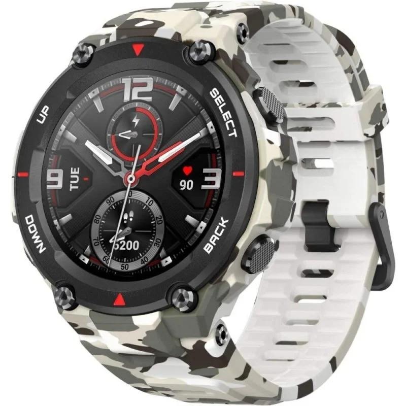 XIAOMI Amazfit T-REX Smartwatch Verde Camuflaje