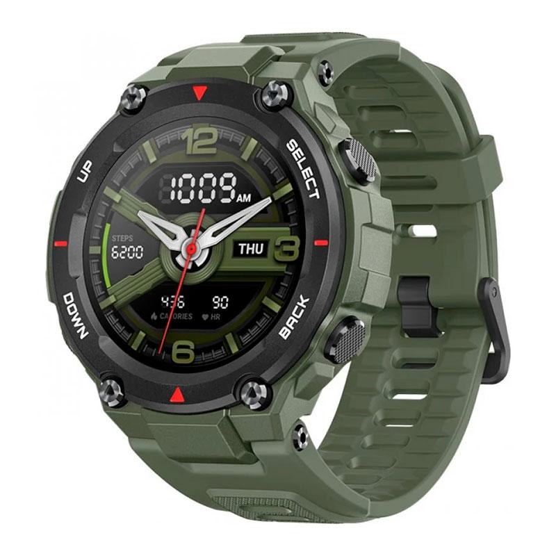 XIAOMI Amazfit T-REX Smartwatch Verde Militar