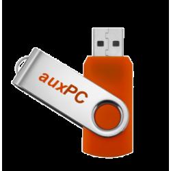 AuxPc Sistema operativo desde USB Bootable