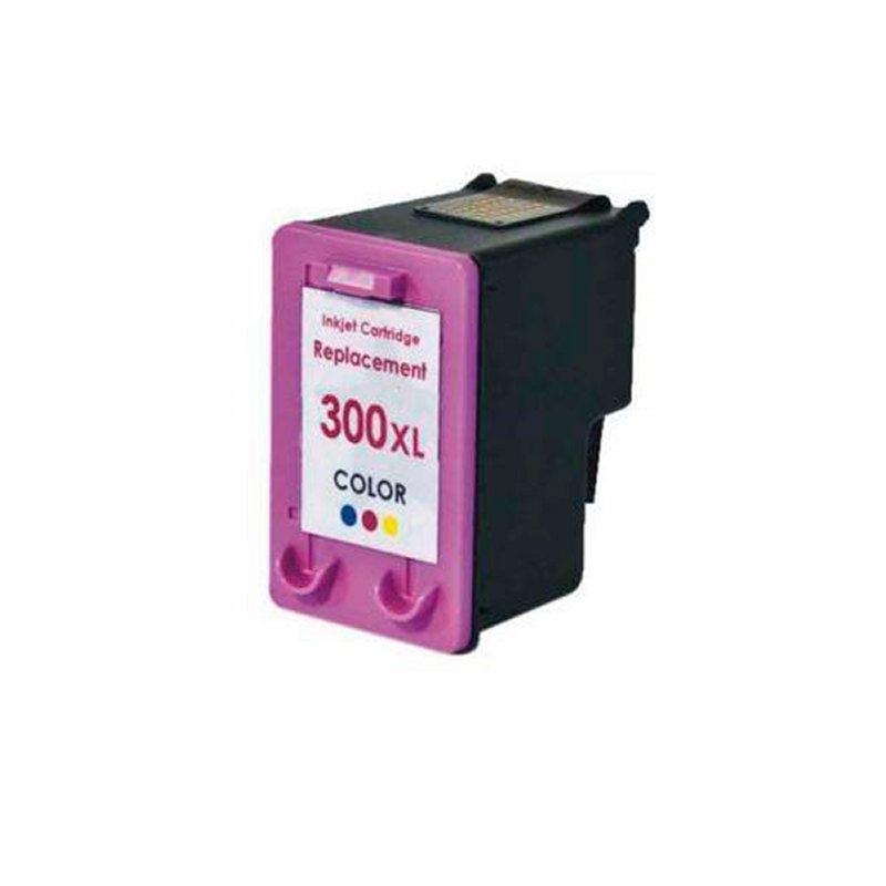 INKOEM Cartucho Reciclado HP N300 XL Color
