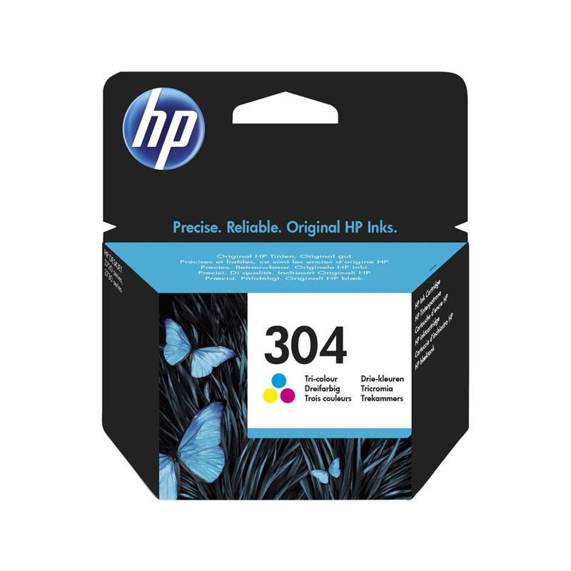 HP Cartucho 304 Color