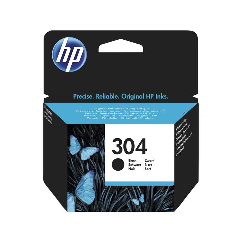 HP Cartucho 304 Negro