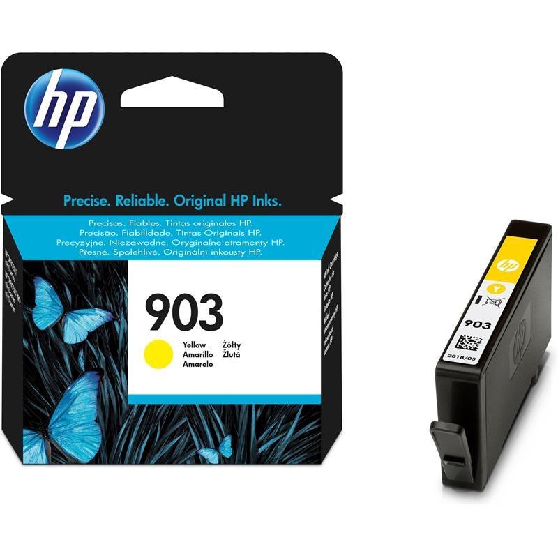 HP Cartucho 903 Amarillo