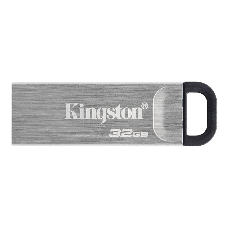 Kingston DataTraveler DTKN 32GB USB 3.2 Gen1 Plata