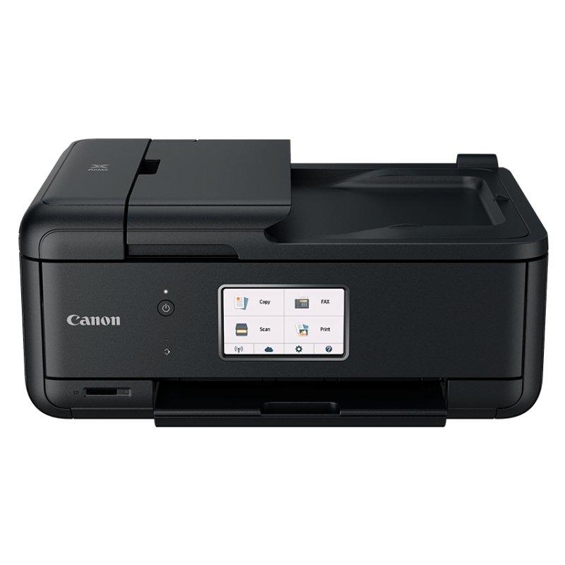 Canon Multifunción Pixma TR8550 Fax Duplex Wifi