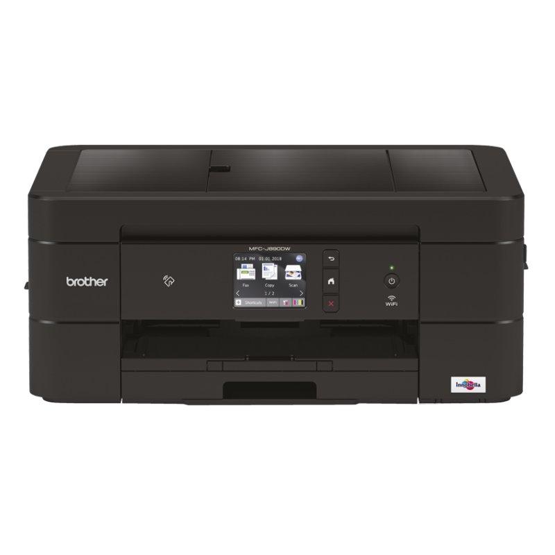 Brother Multifunción MFC-J890DW Fax Duplex Wifi