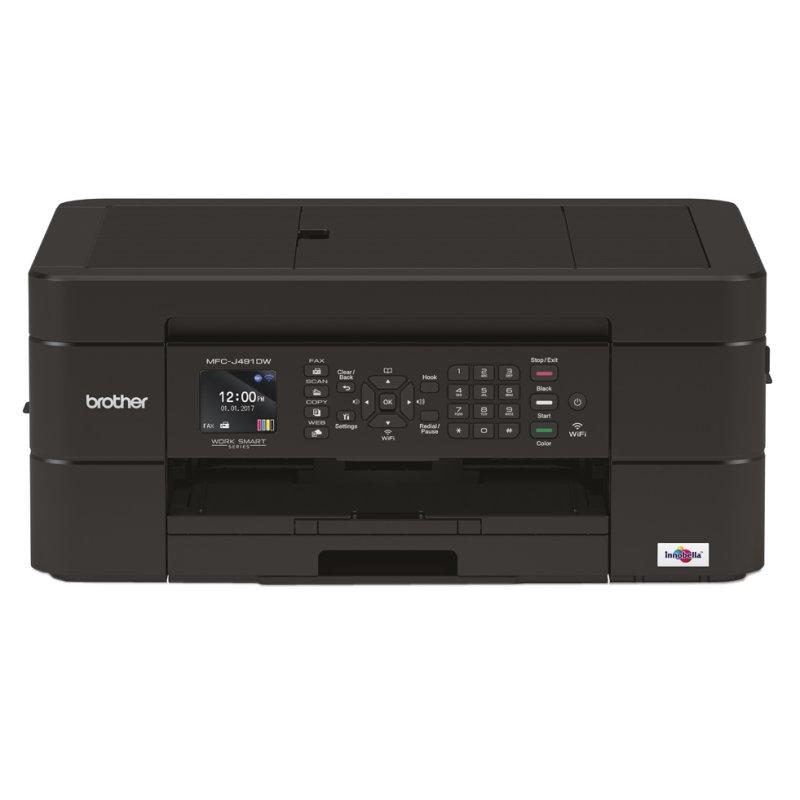 Brother Multifunción MFC-J491DW Fax Duplex Wifi