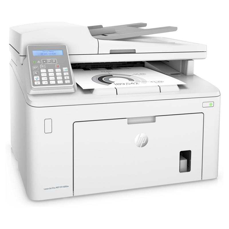 HP Multifunción LaserJet Pro MFP M148fdw Duplex W