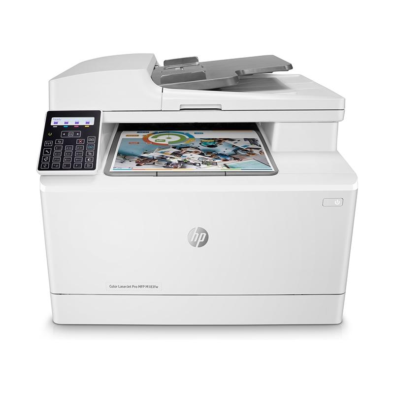 HP Multifunción Color LaserJet Pro MFP M183fw