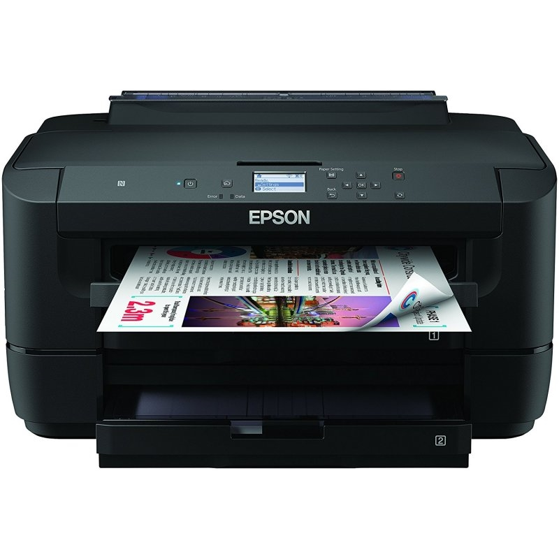 Epson Impresora WorkForce WF-7210DTW A3Duplex wifi