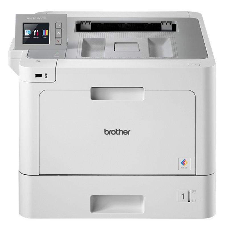 Brother Impresora Laser Color HL-L9310 Wifi Red