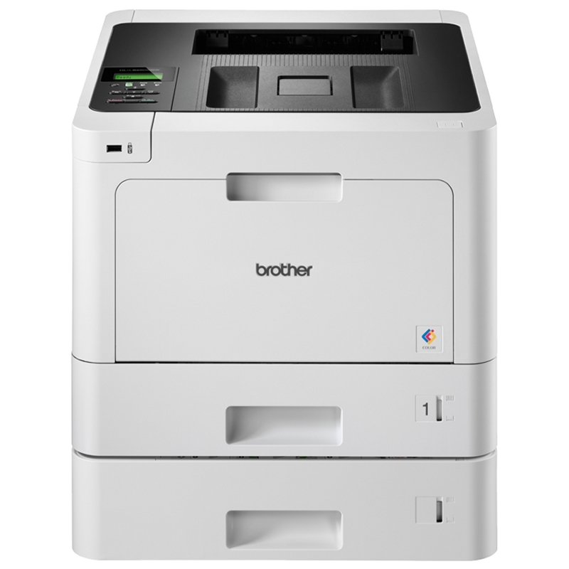 Brother Impresora Laser Color HL-L8260CDW+Bandeja