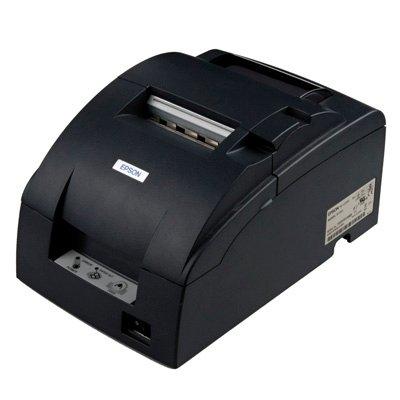 Epson Impresora TiquetsTM-U220BS Serie Corte Negra