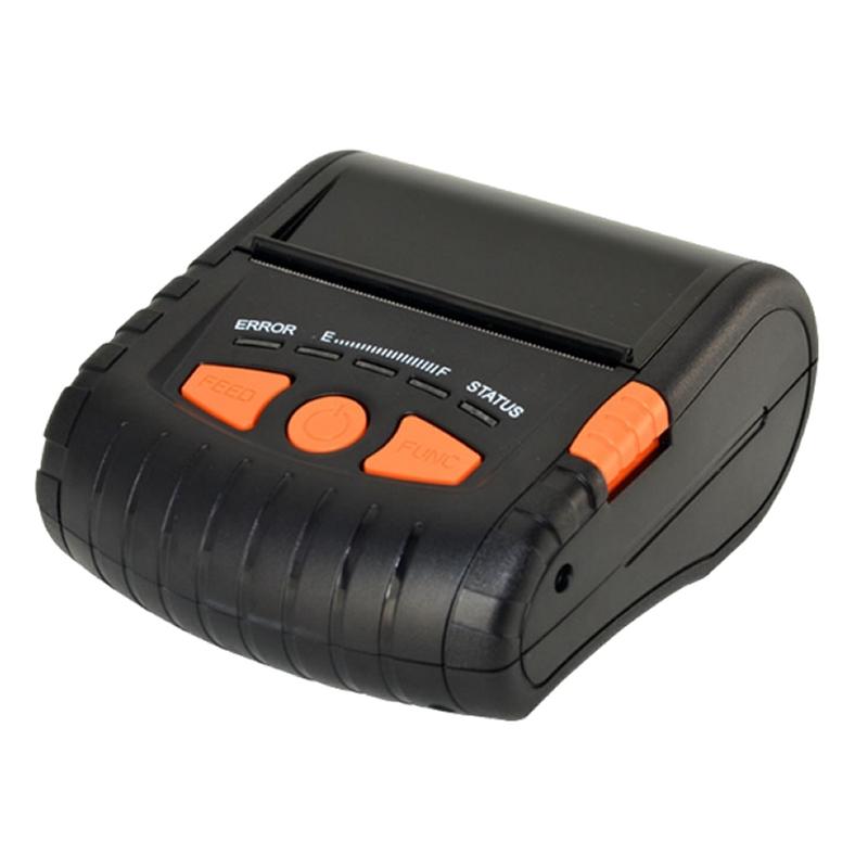 Mustek Impresora Térmica MK380W Portátil 80mm Wifi