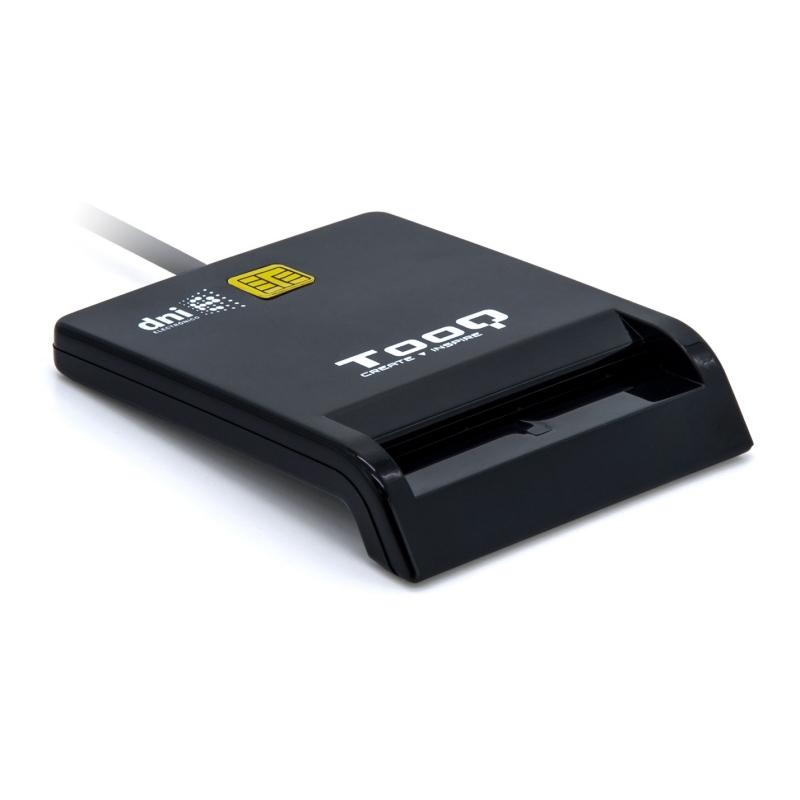 Tooq Lector de tarjetas DNIE usb 2.0 negro