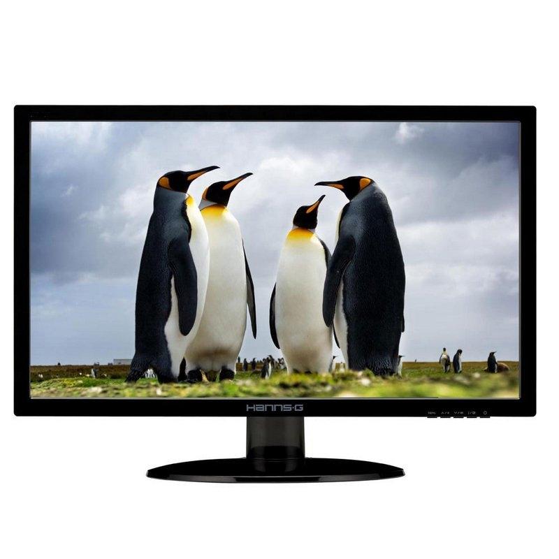 "Hanns G HE195ANB Monitor 18.5"" LED 16:9 VGA"