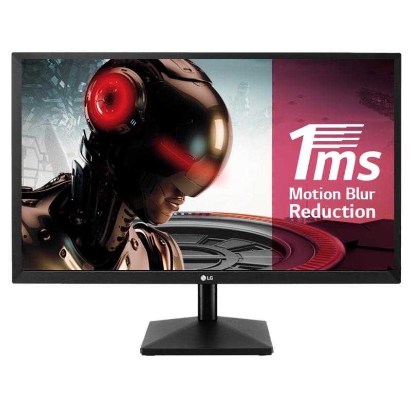 "LG 24MK400H-B  Monitor 23.8"" LED 16:9 1ms HDMI"