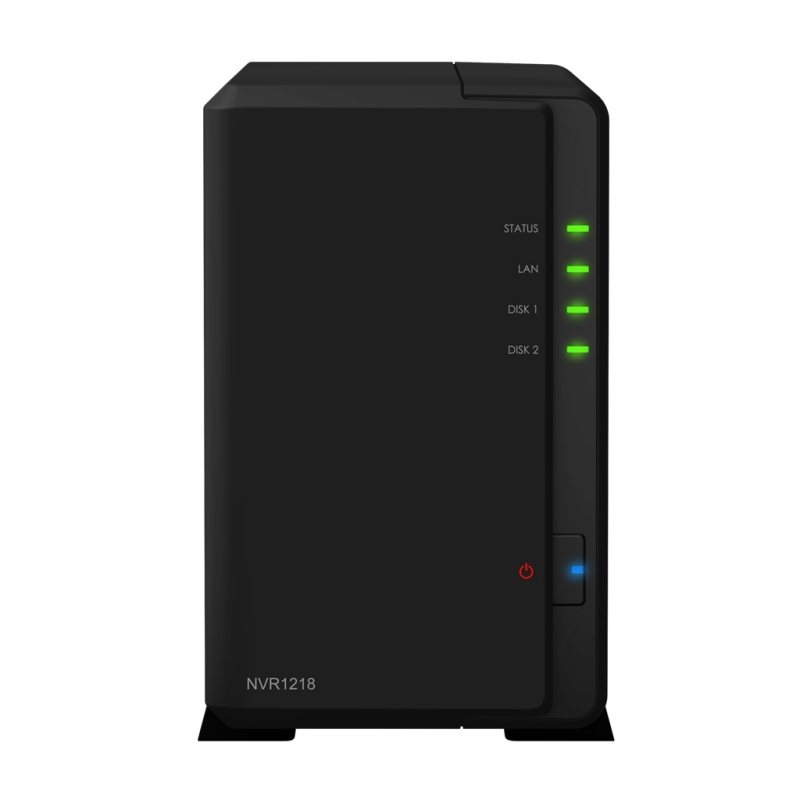 SYNOLOGY NVR1218 Network Video Recorder 2Bay