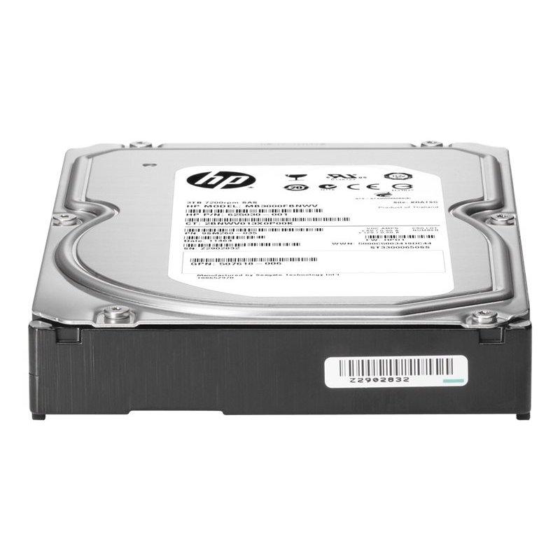 """HPE HDD 3.5"""" 4TB SATA 6Gb/s 7200rpm"""