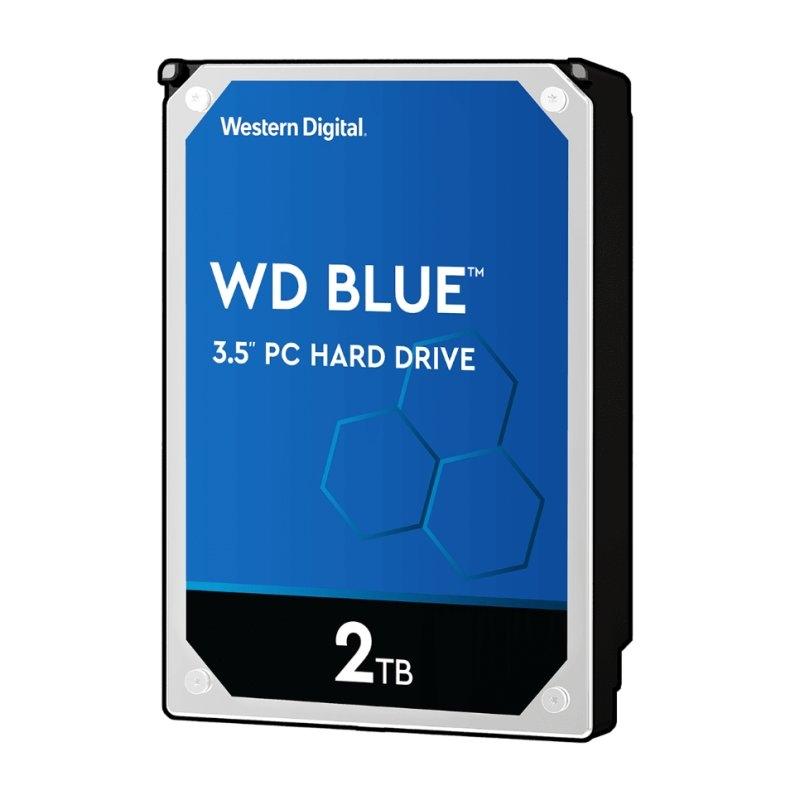 Western Digital WD20EZAZ 2TB SATA3 256MB Blue