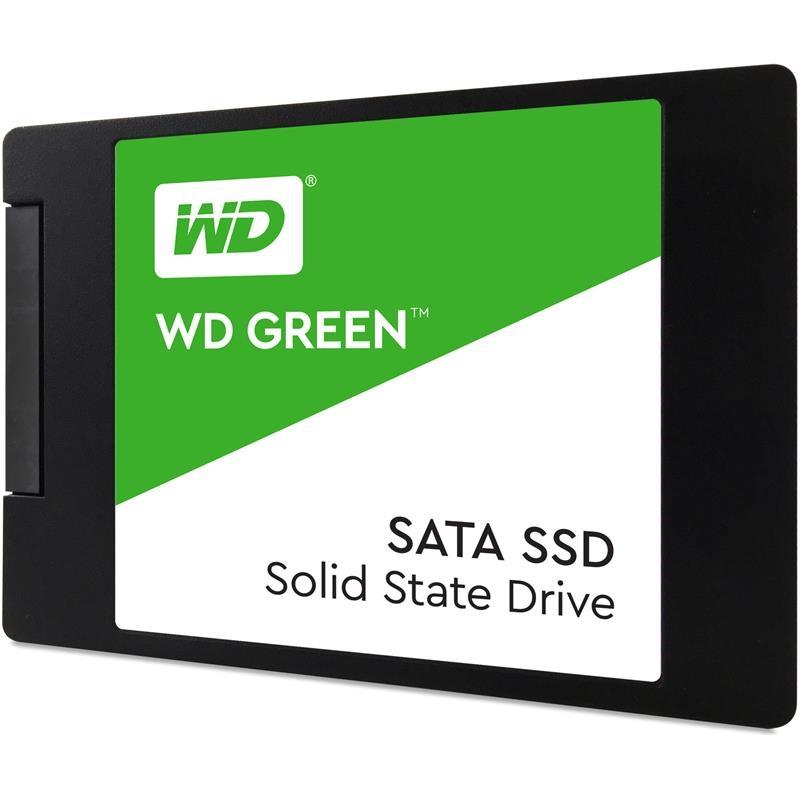 """WD Green WDS120G2G0A SSD 120GB 2.5"""" SATA3"""