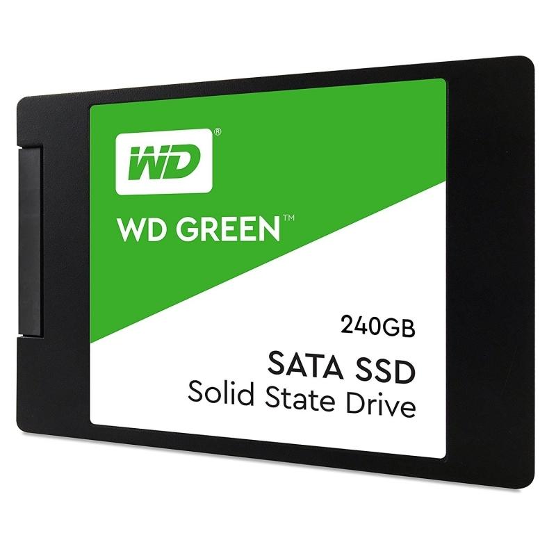Western Digital WDS240G2G0A  SSD 240GB SATA3 Green