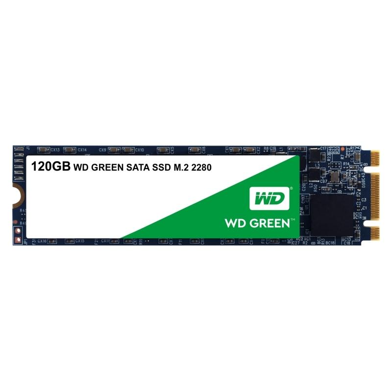Western Digital WDS120G2G0B SSD M.2 2280 120GB Gre