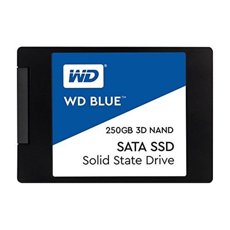 """WD Blue WDS250G2B0A SSD 250GB 2.5"""" SATA3"""