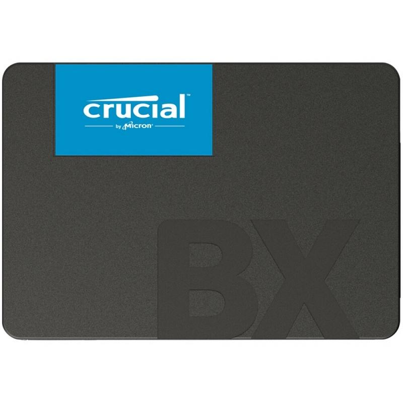 "Crucial CT240BX500SSD1 BX500 SSD 240GB 2.5"" Sata3"