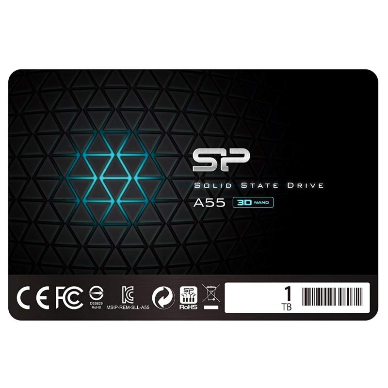 """SP A55 SSD 1TB 2.5"""" 7mm Sata3"""
