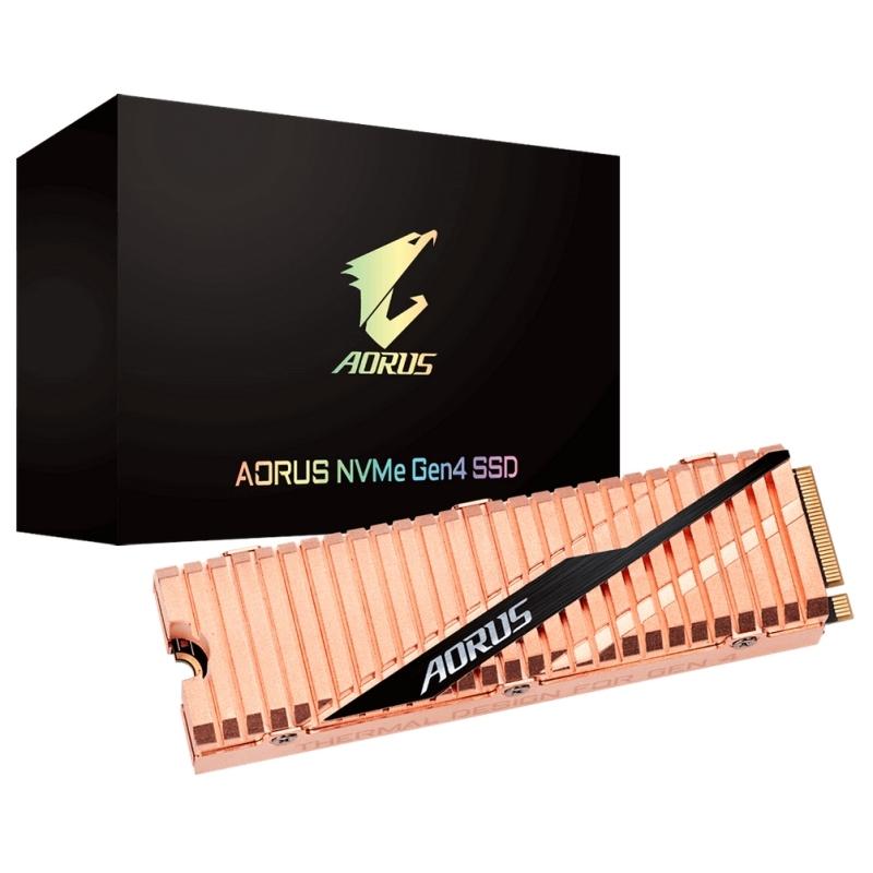 Gigabyte AORUS Gen 4 SSD NVMe 2TB