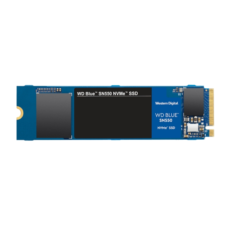 WD Blue SN550 WDS250G2B0C SSD 250GB PCIe NVMe