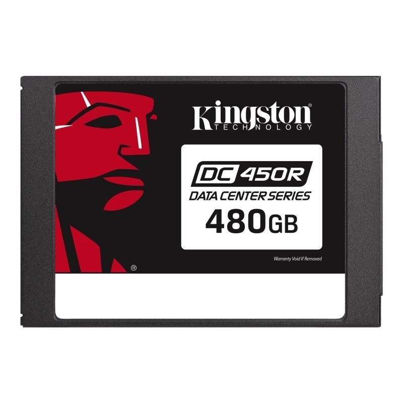 """Kingston Data Centre SEDC450R/480G SSD 2.5"""""""