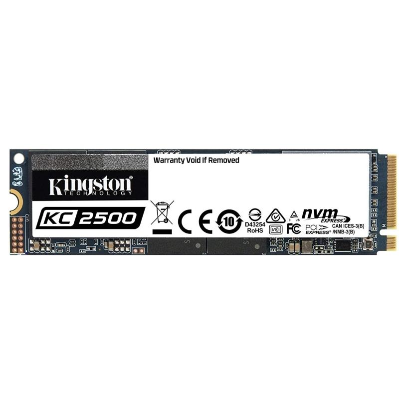 Kingston SKC2500M8/500G SSD NVMe PCIe 500GB