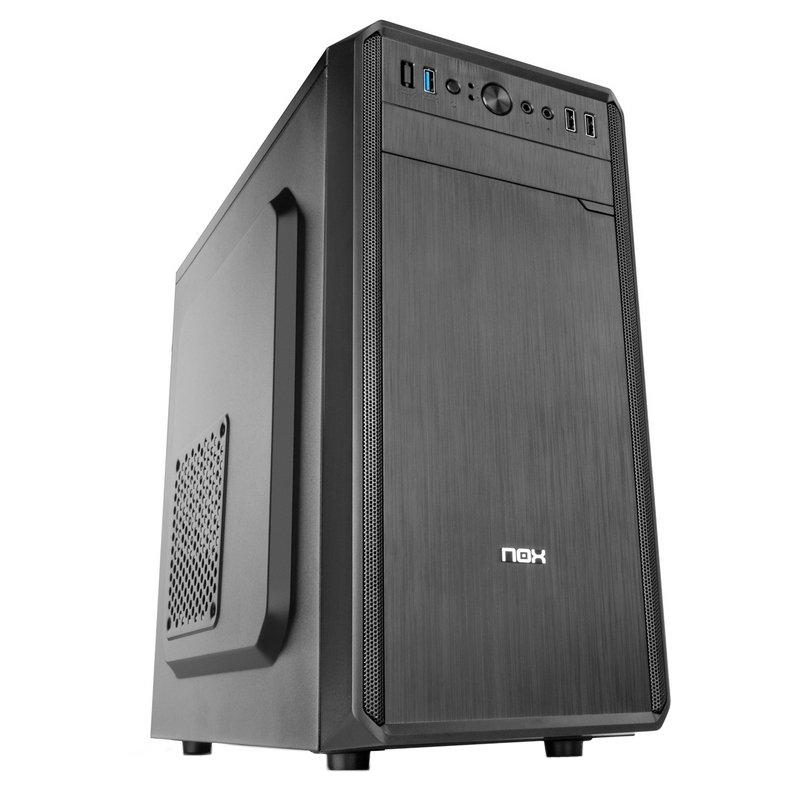 NOX Caja Minitorre mATX Lite 030 + 500W