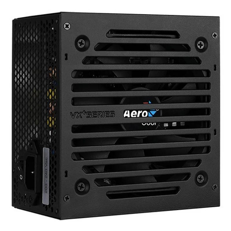 Aerocool Fuente VXPLUS 650W 12c PMW Fan