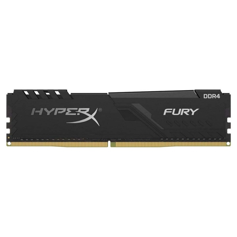 Kingston HX426C16FB3/4 HyperX Fury Bl 4G DDR4 2666
