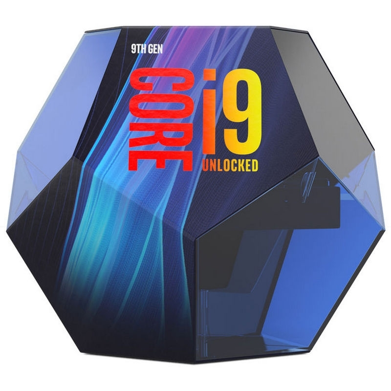 Intel Core i9 9900K LGA 1151 Sin Vent