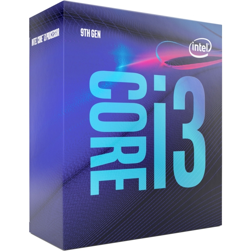 Intel Core i3 9100 3.6Ghz 6MB LGA 1151 BOX