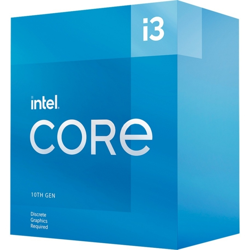 Intel Core i3 10100F 3.6Ghz 6MB LGA 1200 BOX