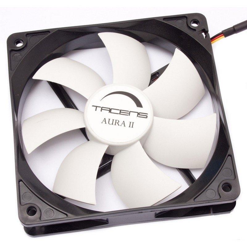 Tacens Aura II ventilador caja 12cm 12db bearing