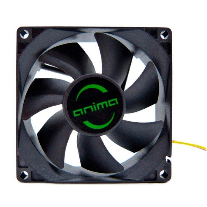 Tacens Anima ventilador caja 8cm 12db Flux.bearing
