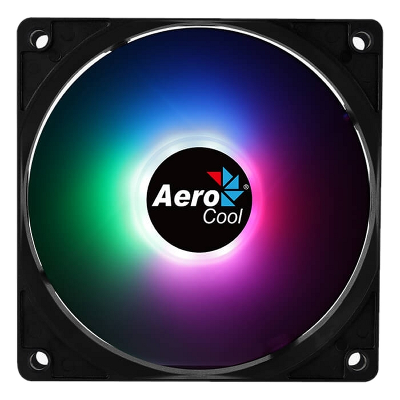 Aerocool Ventilador RGB FAN 12CM 1000RPM