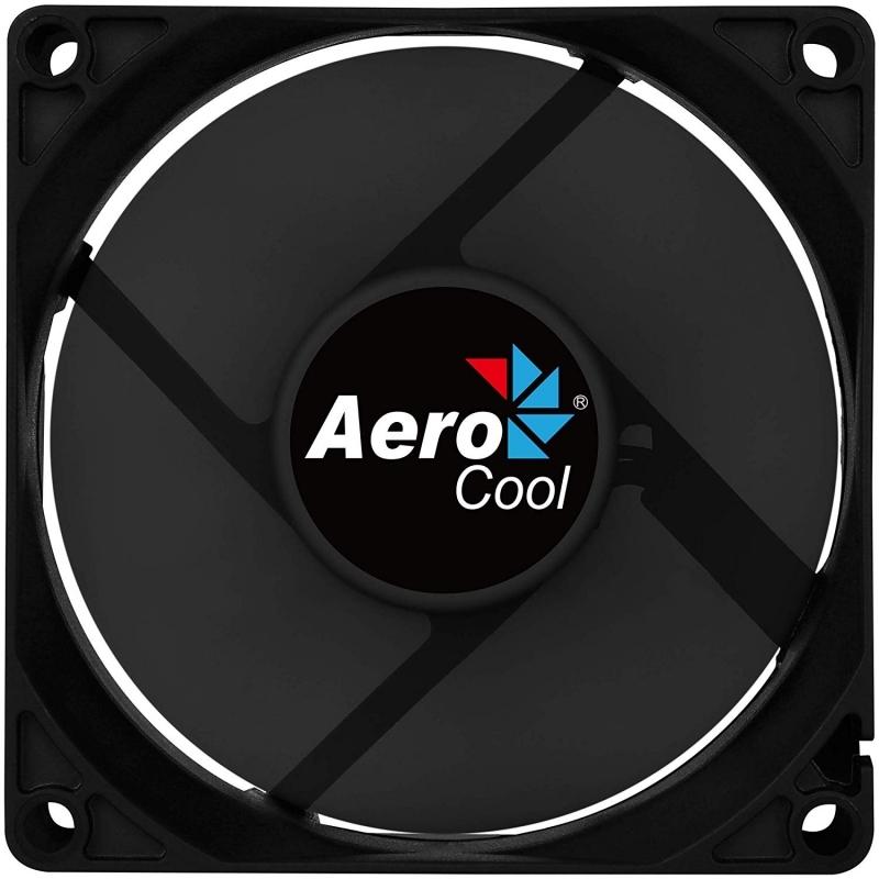 Aerocool Ventilador Force 120MM Negro SILENT