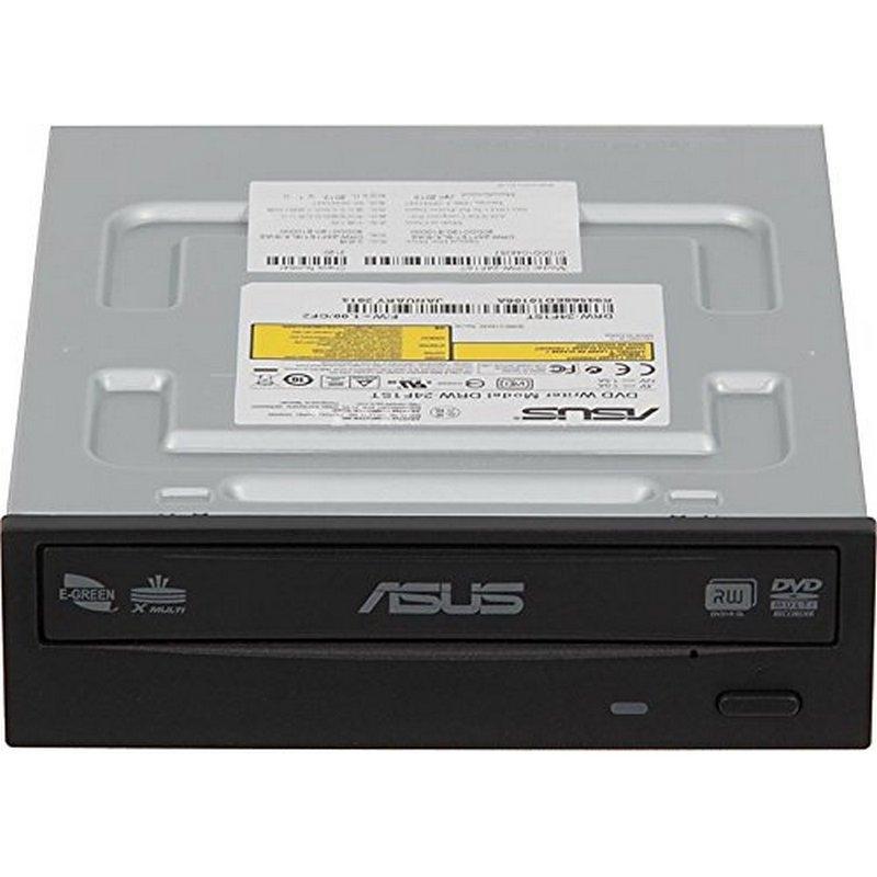 Asus DVD-RW DRW-24D5MT Interna 24x SATA Negra